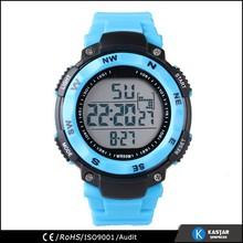 big watch display digital sport watch men, watch manufacturer