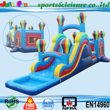 EN14960 hot selling wet dry inflatable bouncer slide,inflatable bounce castle for sale