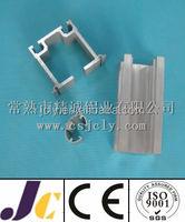 6063T5 l shape H shape triangle aluminum extrusion profile