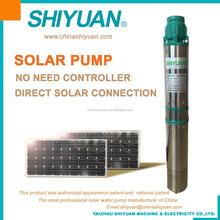 SHIYUAN 24V 600W DC SOLAR PUMP NO NEED CONTROLLER DC