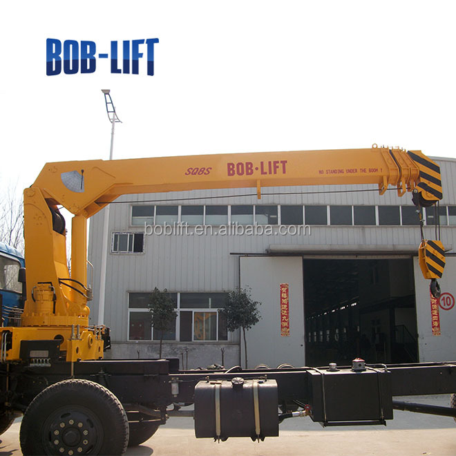 The Hydraulic Crane Is Used To Lift The 1400 : Ton used hydraulic new mobile truck mounted crane boom