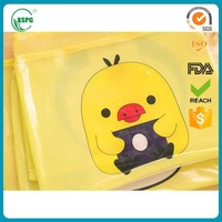 PVC colorful travel document holder