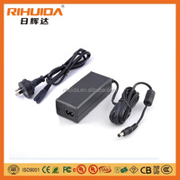 ul class 2 power supply 12v 5a 60w led strip power adapter with cUL