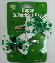 St Patrick'sHair accessories/kids party decoration
