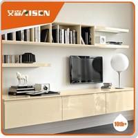 Popular for the market high end modern TV cabinet