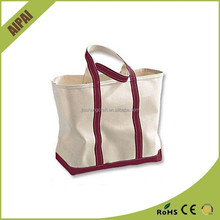 Promotion Recycled Customized logo printing eco custom cotton tote bags,pp woven bag