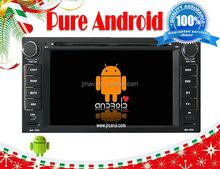 Pure Android 4.2 car multimedia for TOYOTA Crown VITZ RDS,Telephone book,AUX IN,GPS,WIFI,3G,Built-in WIFI DONGLE