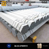 1.5 inch galvanized steel pipe sleeve steel galvanized pipe for greenhouse