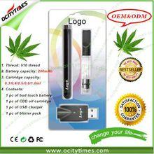 cbd electronic cigarette wholesale, cbd oil pen e cig tank mini vaporizer pen