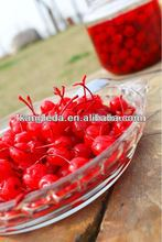 Canned Red Maraschino Cherries