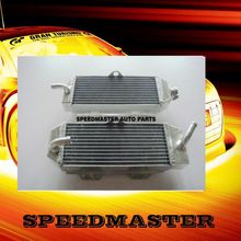 small all aluminum motorcycle radiator for YAMAHA YZ/WR426F/450F 00-05