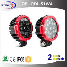 High Intensity light, with HUGE performance 51w white led working light led working light for hyundai ix35