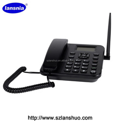 QUAD BAND 850/900/1800/1900MHz SIM CARD GSM FIXED WIRELESS PHONE