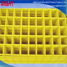 Hight quality types of fencing welded wire mesh fence panel for sale