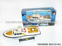 2012 battery operated boat toy for kids