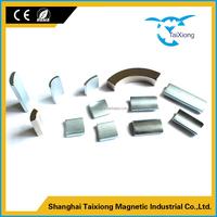 china superior quality rare earth neodymium ndfeb motor rotor magnet