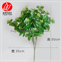 1401201121 buy direct from factory artificial grass plant, artificial leaves