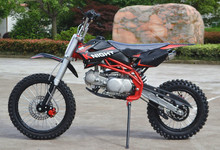 110/125cc dirt bike pit bike 110CC KICK START 4 STROKE