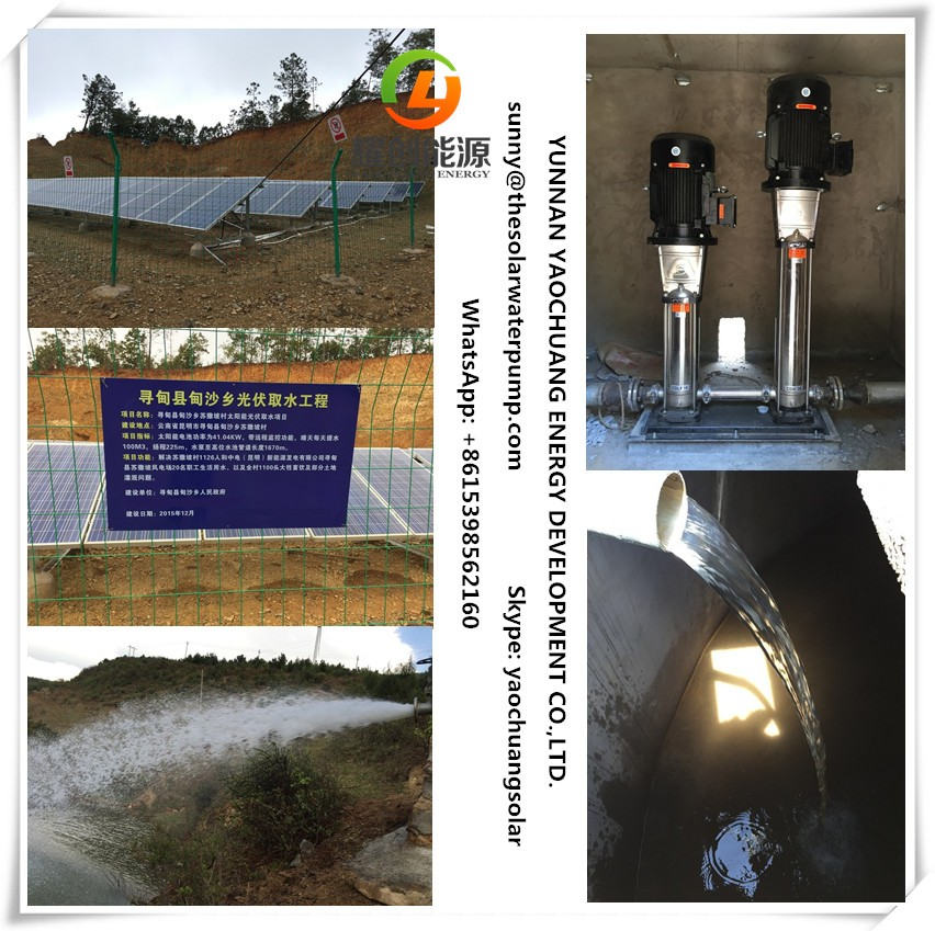 solar water pump system 149
