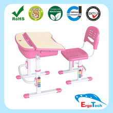Ergonomic Height Adjustable Child Used School Furniture