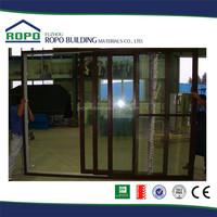 Interior decoration shower door seal sliding shower door seal