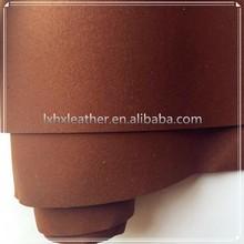 2015 camurça couro sintético tecido para sapatos e estofos DH041