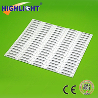 Highlight AL001 58KHz AM soft Label for the Clothing / AM security anti-theft adhesive sticker
