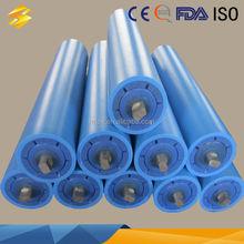 High Density Polyethylene Conveyor Roller Trough Roller