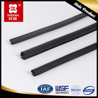 Wholesale high quality rubber strip sliding door seal