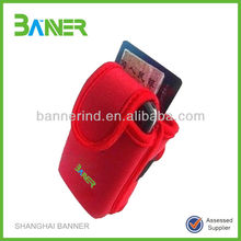 PVC armband waterproof cell phone sleeve
