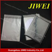plastic opp pack bag for cd dvd case