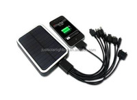 hot sale Solar Mobile phone power Charger with fashion design