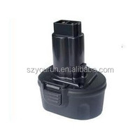 Battery for Power Tool DeWalt 7.2V 1.5ah ni-cd Battery DE9057, DE9085, DW9057