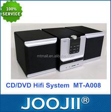 El nuevo venir Hifi DVD Mini Combo con Karaoke función