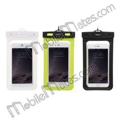 Wholesale IPX8 Waterproof Diving Bag, Rock Waterproof Phone Case for iPhone/Samsung 6 inch