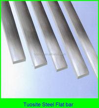 Laminado en caliente de acero dulce barra plana con 12 x 20 mm barra plana tamaños