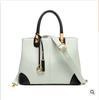 2015 hot cheap faux leather tote bag shoulder bag for sale