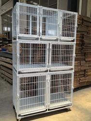 EMS-PT102 Iron dog cage