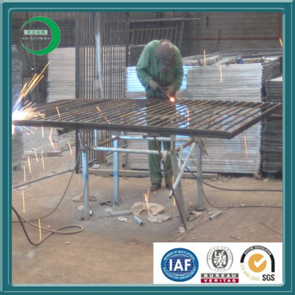 Good choice galvanized steel dog kennel