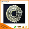 High precision CNC rapid prototype Machining abs plastic parts prototype