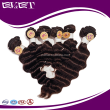 EV&ET Hair Hot selling Remy human deep curly wave hair weave multi package 6pcs a list of hair weave