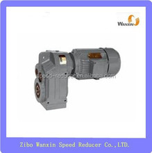 F Parallel Shaft Helical Gear Reducer helical gear reducer
