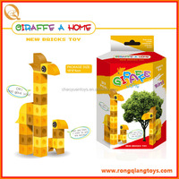 toy blocks wholesale educational geometric plastic toy connecting blocks funny blocks BK23518036