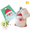 Christmas gift bag cloth shopping bag for christmas