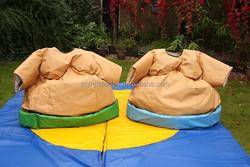 HI inflatable sumo wrestling suits, costume+de+sumo, sumo tires