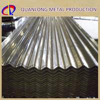 JIS G3302 Hot Dip Galvanized Sheet Metal Roofing Shingles