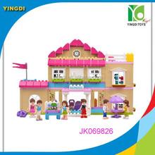 Top Sale building block,kids Plastic building blocks toys for sale