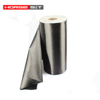 T700 200gsm unidirectional carbon fiber fabric, concrete structure repairing polymer
