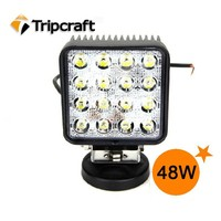 Best seller! 6PCS/LOT! 48W LED WORK LIGHT 12V LED tractor work lights bar spot Flood offroad off road 4X4