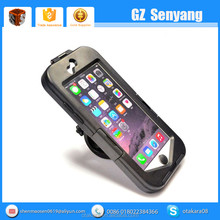 2016 New Shockproof Dustproof Bicycle Mount Case Mobile Phone Waterproof Bag for iPhone 6